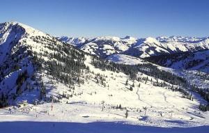 Foto: Ski Welt Wilder Kaiser - Brixental, Albin Niederstrasser; Gampenkogel