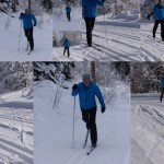 Skilanglauf Lützel Februar 2015