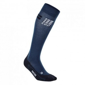 Foto: CEP, lange Socke navy-black
