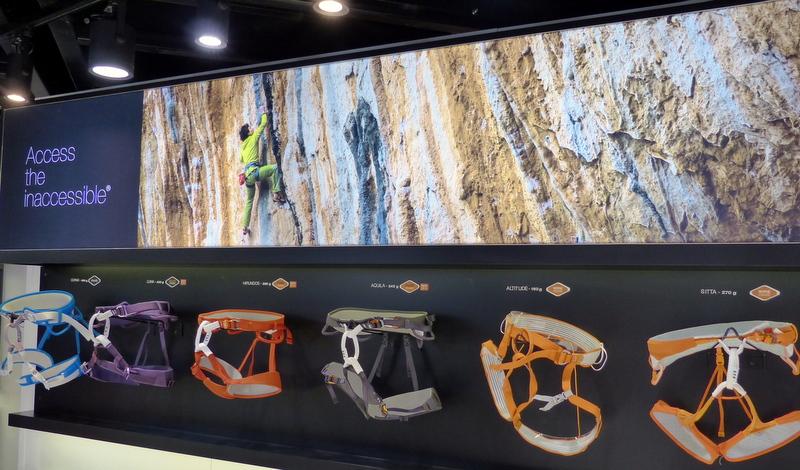 Klettergurt 2017 : Outdoor 2017: klettern bergsteigen 2018 u2013 berg & tal