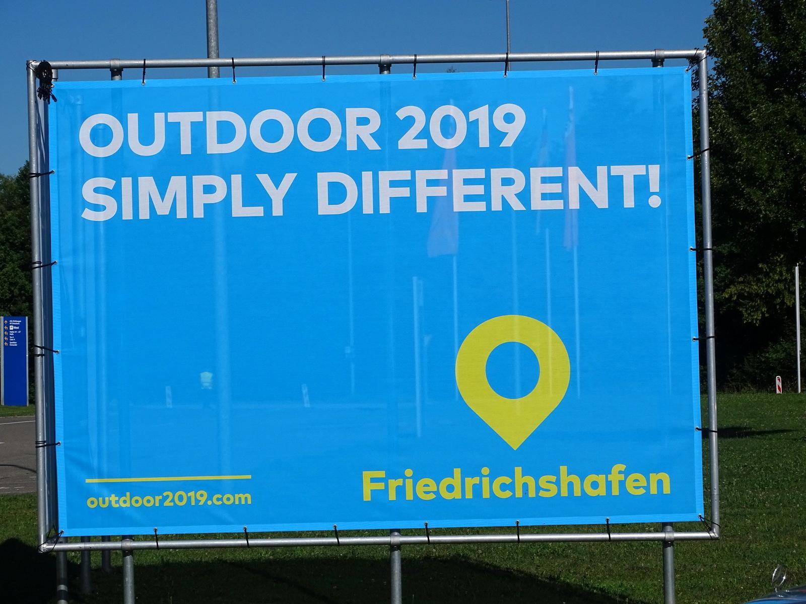 Outdoor Friedrichshafen 2021