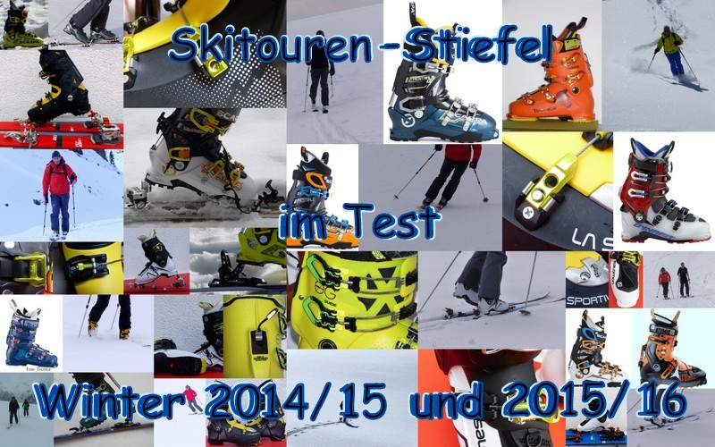 Skitourenstiefel im Test – Berg & Tal